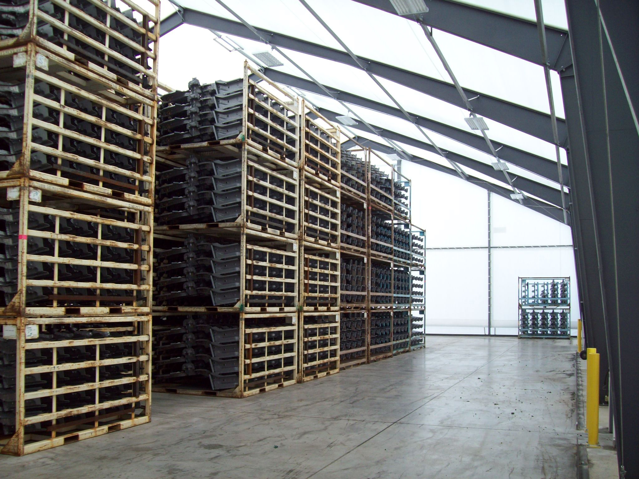 fabric manufacturing warehouse
