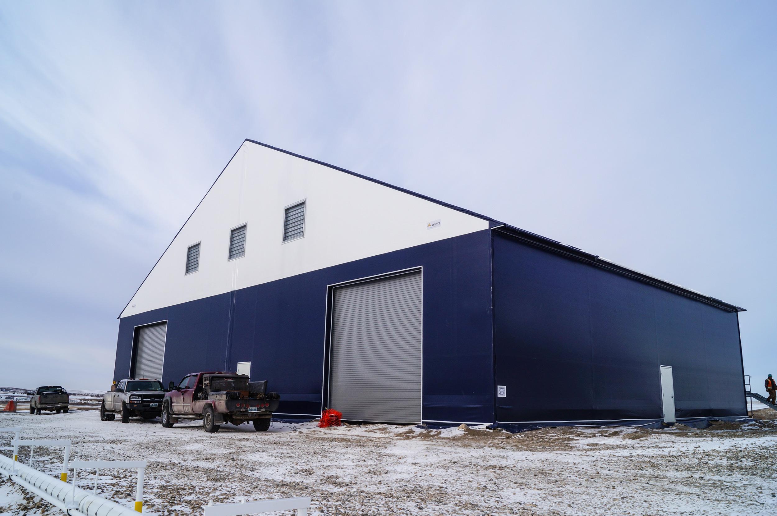 fabric energy building
