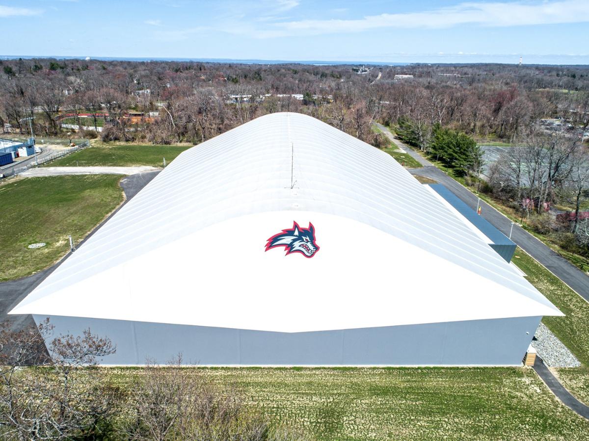 fabric college athletics building