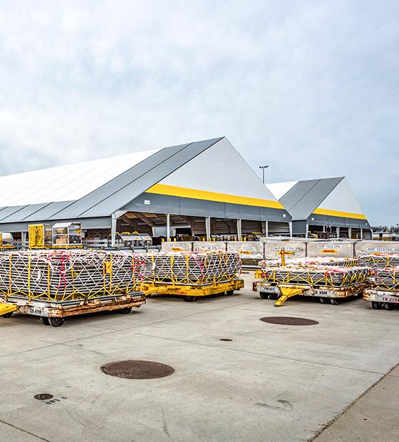 fabric cargo facilities