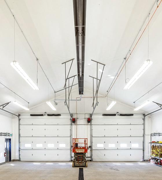 automotive building