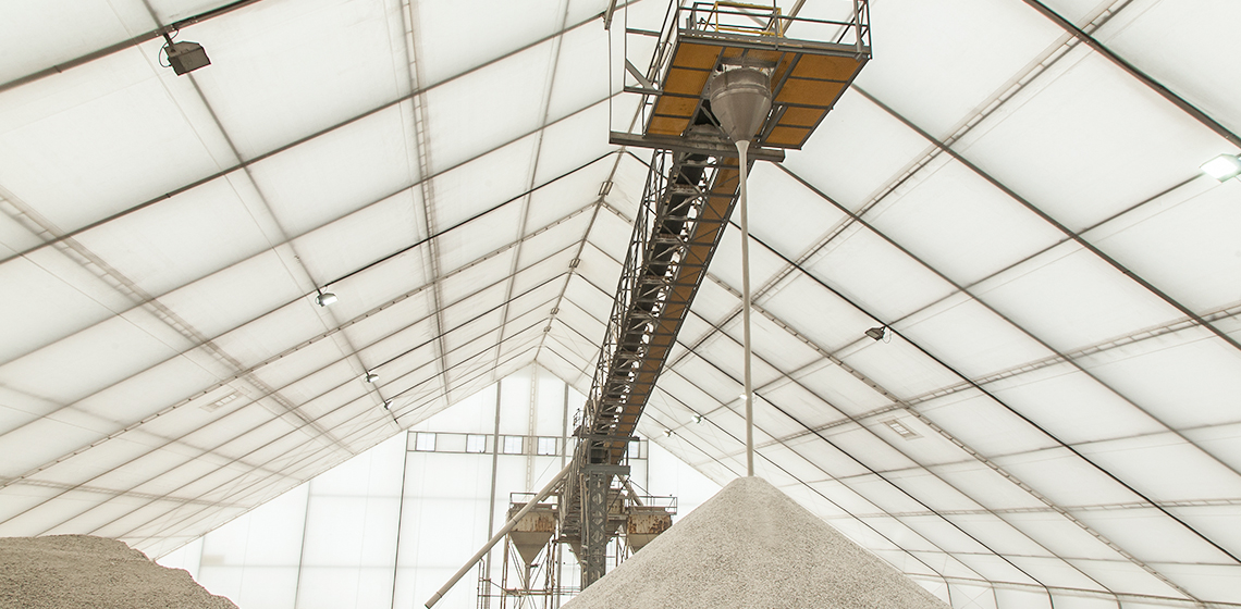 Lyons Salt Company Salt Mine Storage