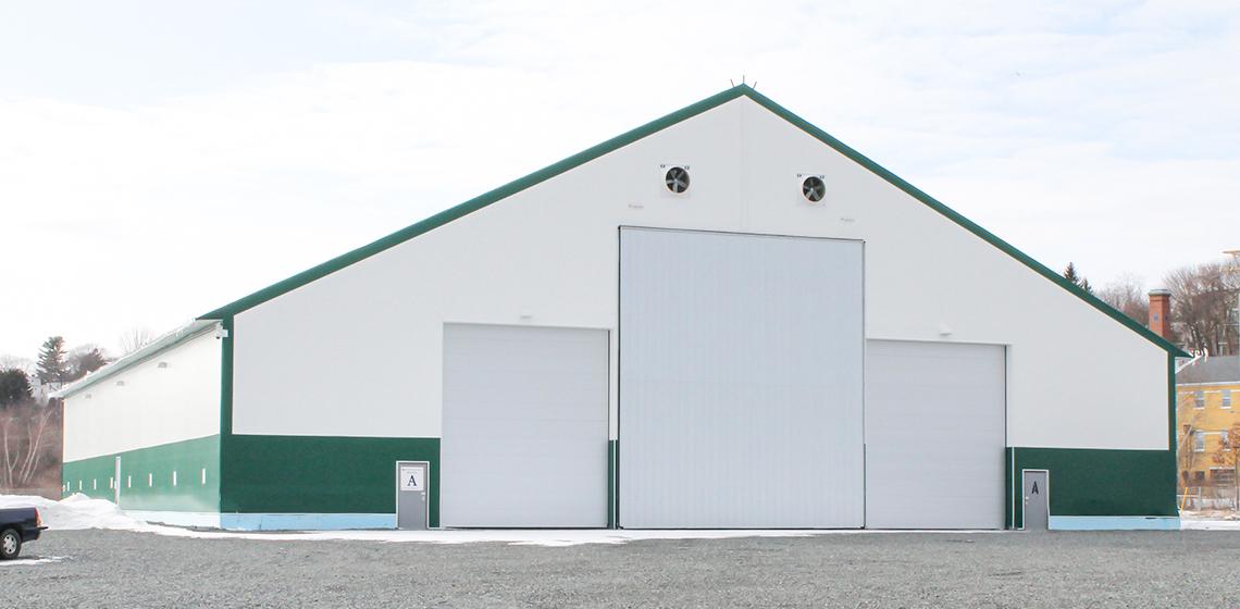New Yard LLC Marine Storage Building