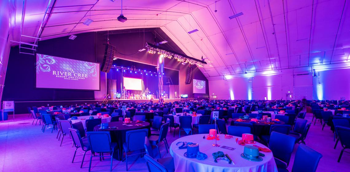 River Cree Casino Event Center