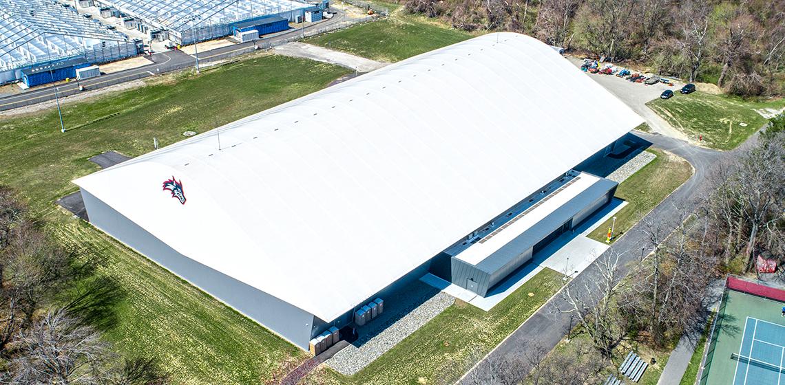 Stony Brook University College Athletics Facility