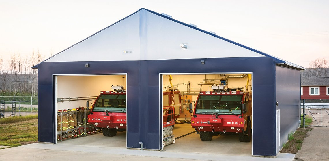 YMM Airport Garage and Tool Shed